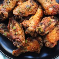 vimbu caterers peppered chicken wings