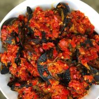 vimbu caterers peppered snail