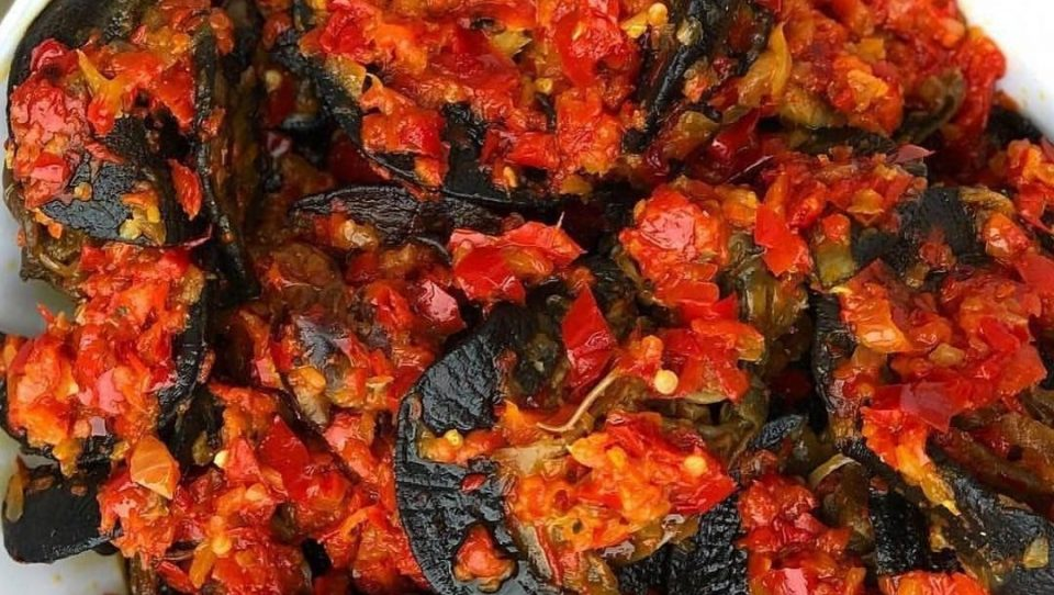 vimbu caterers peppered snail