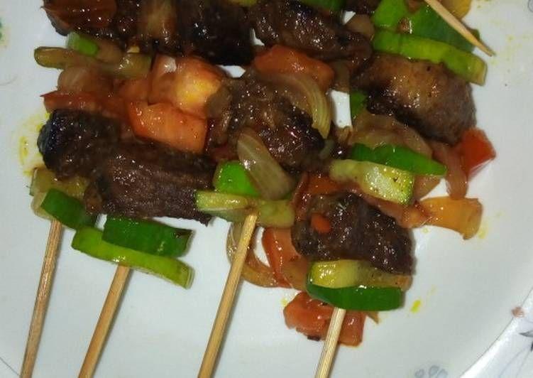 vimbu caterers stick meat